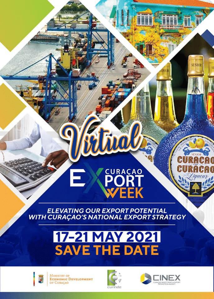Export Canvas Workshop tijdens de Curacao export week